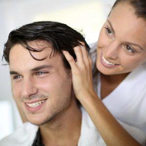 Rituale da una perdita di capelli